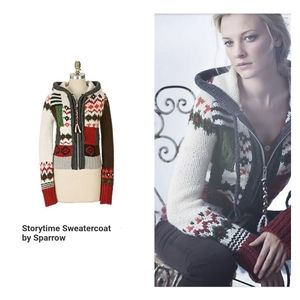 2005 Storytime Sweatercoat by Sparrow
